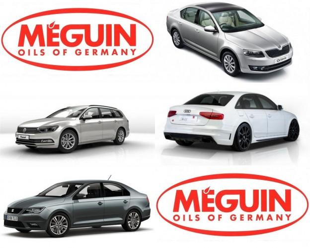VW, Audi, Seat, Skoda: izvēlamies pareizo motoreļļu