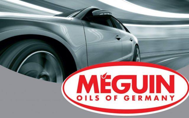 MEGUIN eļļas, smērvielas un tehniskie šķidrumi, automobiļiem un rūpniecībai. (Vācija)