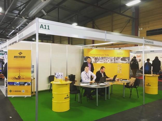Lielākā un nozīmīgākā nozares izstāde Baltijas reģionā!  Tech Industry 2016