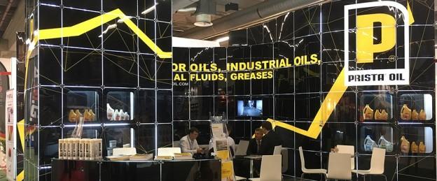 Новый бренд в нашем портфеле — PRISTA OIL