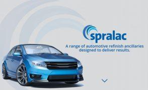Spralac — Материалы для кузовного ремонта (Франция -США)