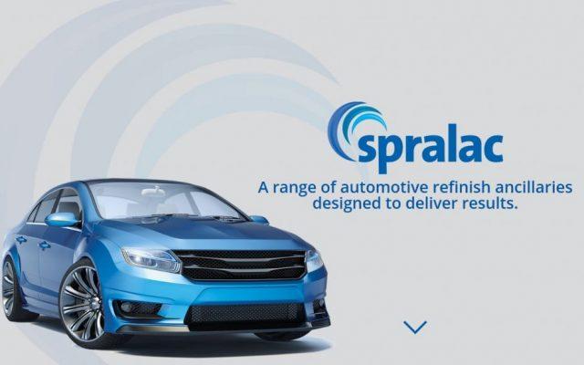 Spralac – Auto virsbūves remonta materiāli (Francija – ASV)